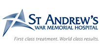 St Andrew's War Memorial Hospital